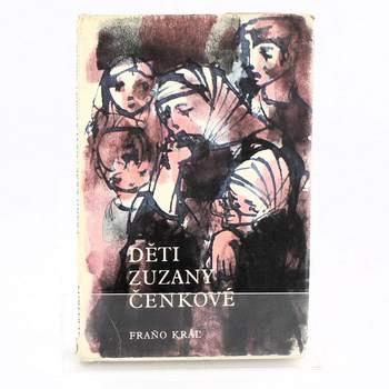 Kniha Děti Zuzany Čenkové