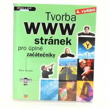 Broža: Tvorba WWW stránek pro začátečníky