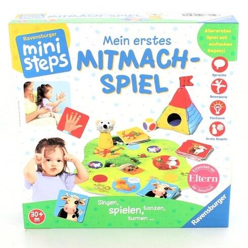 Dětská hra Ravensburger Mitmach - Spiel