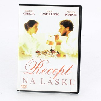 DVD film: Recept na lásku