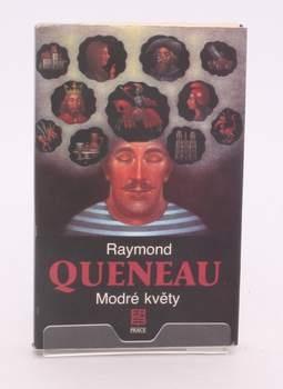 Kniha Raymond Queneau - Modré květy