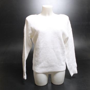 Dámský svetr Morgan bílý S