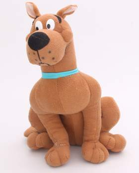 Plyšová hračka pes Scooby Doo