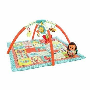 Hrací deka Playgro zahrada