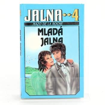 Kniha Mazo de la Roche: Mladá Jalna