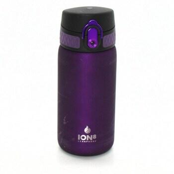 Láhev na pití Ion8 fialová