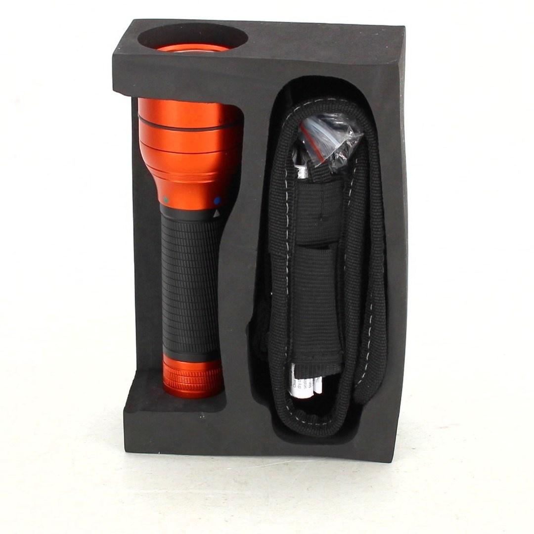 Ruční svítilna Walther Pro PL75mc