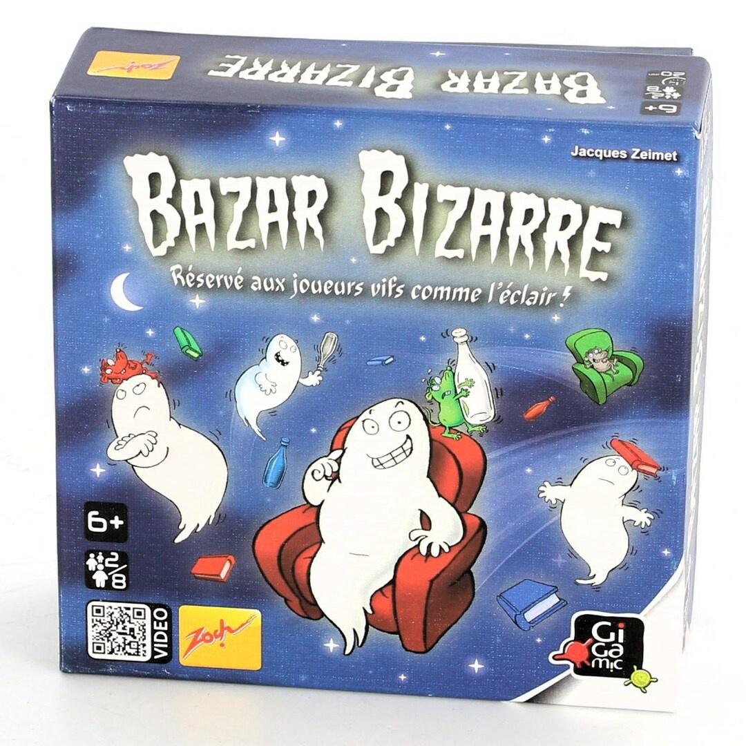Karetní hra Gigamic Bazar Bizarre