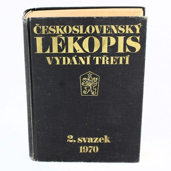 Československý lékopis 3 1970 - 2. svazek