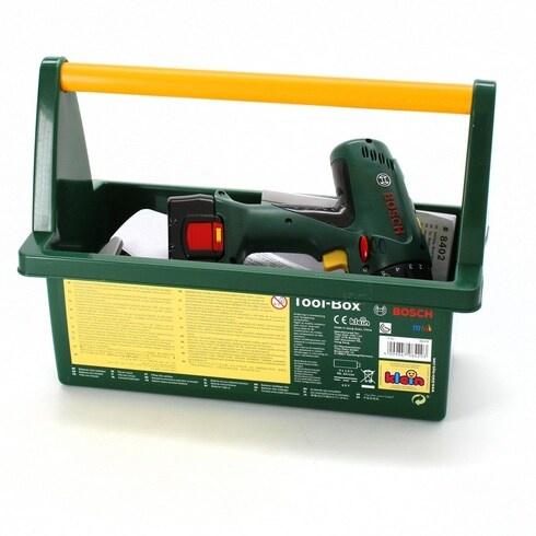 Kufřík s nářadím Klein Bosch 8429