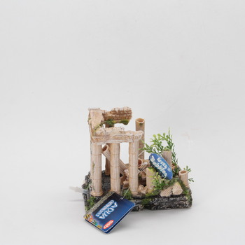 Dekorace do akvária Nobby 28000 Akropolis