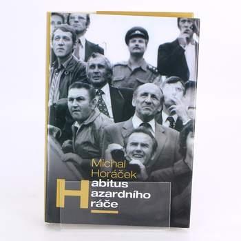 Kniha Habitus hazardního hráče
