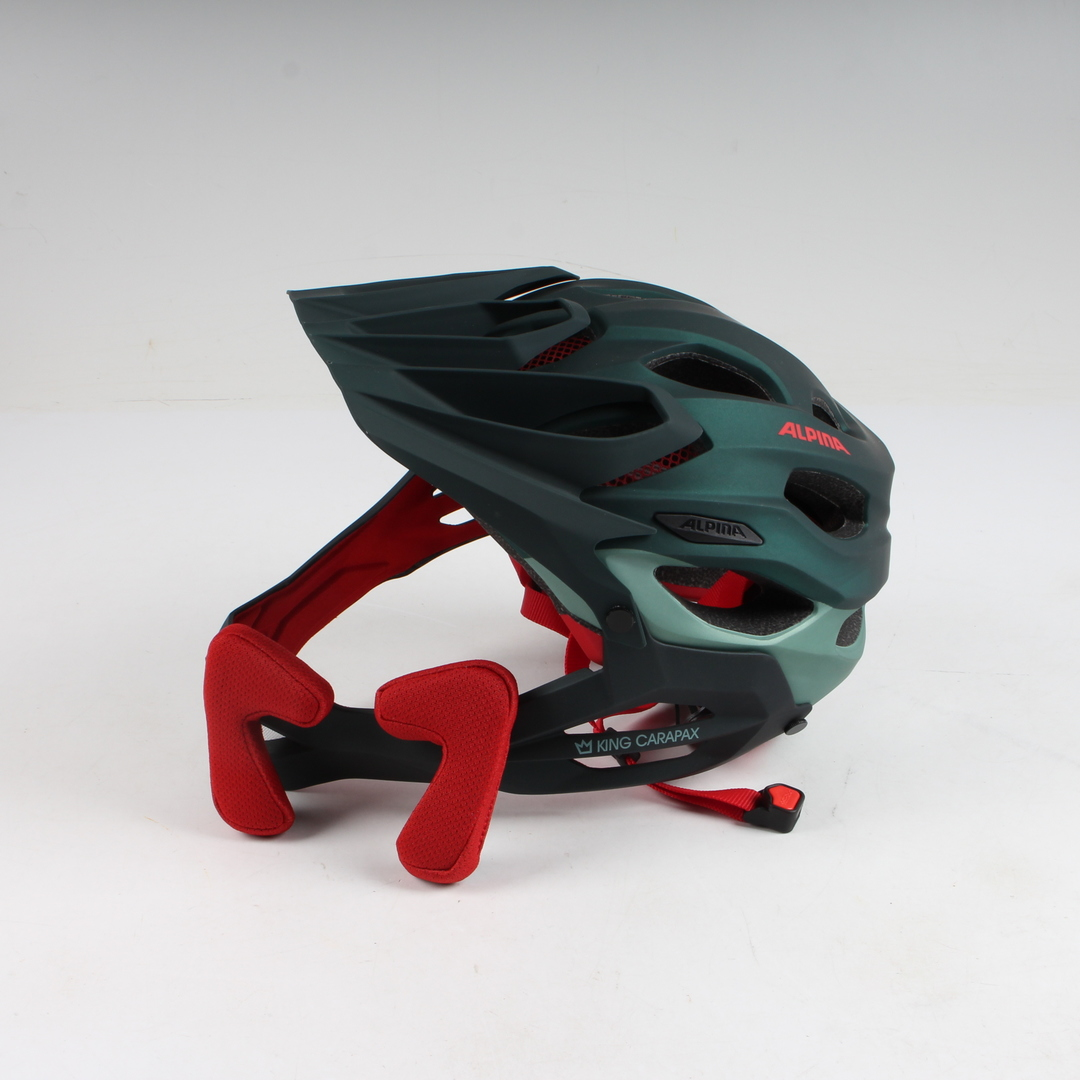 Cyklistická helma Alpina Adult King Carapax