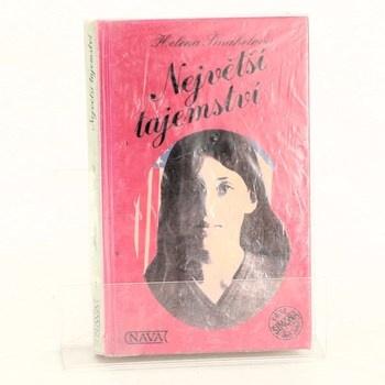 Kniha Helena Šmahelová: Největší tajemství