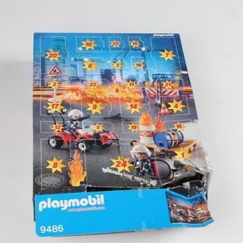 Adventní kalendář Playmobil 9486