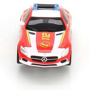 Auto na autodráhu Carrera Mercedes-AMG 112