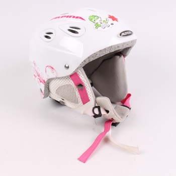 Lyžařská helma Alpina Grap Junior