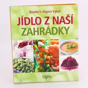 Kuchařka Reader's Digest Jídlo z naší zahrádky