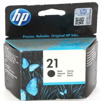 Inkoustová cartridge HP C9351AE 21 černá