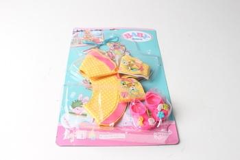 Doplňky pro panenky Baby Born do bazénku
