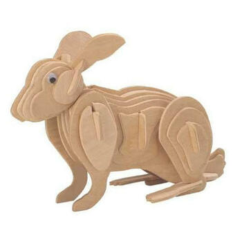 3D puzzle Lamps D1-018 králík