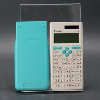 Vědecká kalkulačka Canon F-715SG