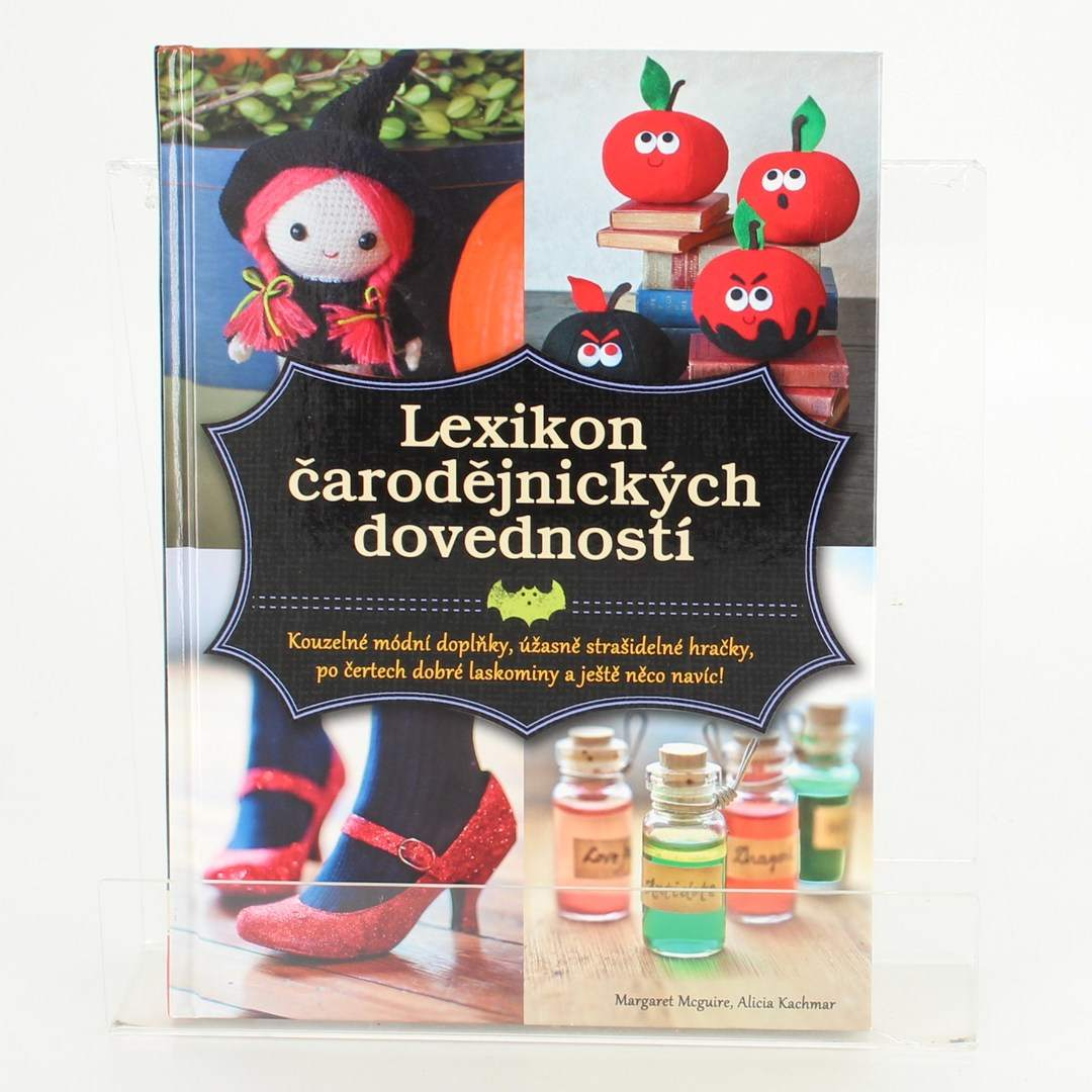 Kniha s hrou Lexikon