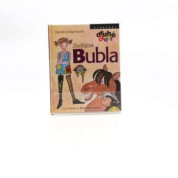Kniha A. Lindgrenová: Zlodějíček Bubla