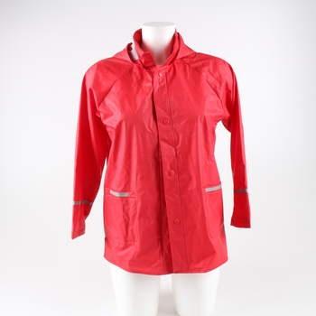 Dětská pláštěnka Playshoes červená