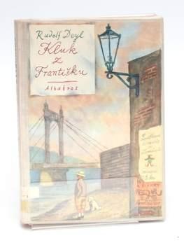 Kniha Rudolf Deyl: Kluk z Františku