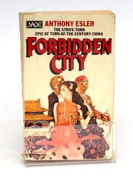 Kniha Anthony Esler: Forbidden City