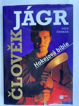 Člověk Jágr – Hokejová bible