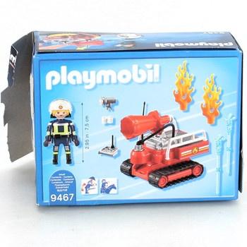 Hasičský robotický vůz Playmobil