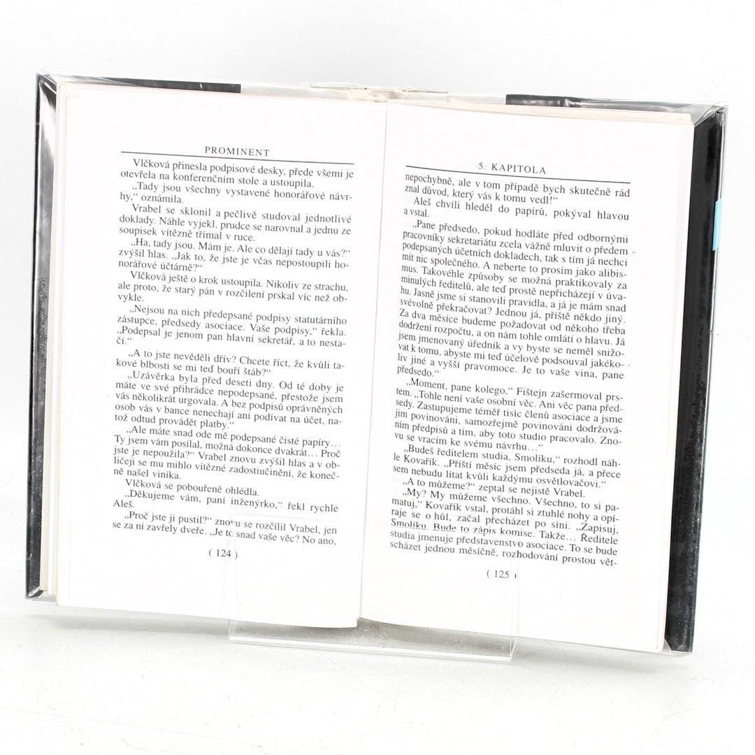 Kniha Jiří Švejda: Prominent - Moloch III