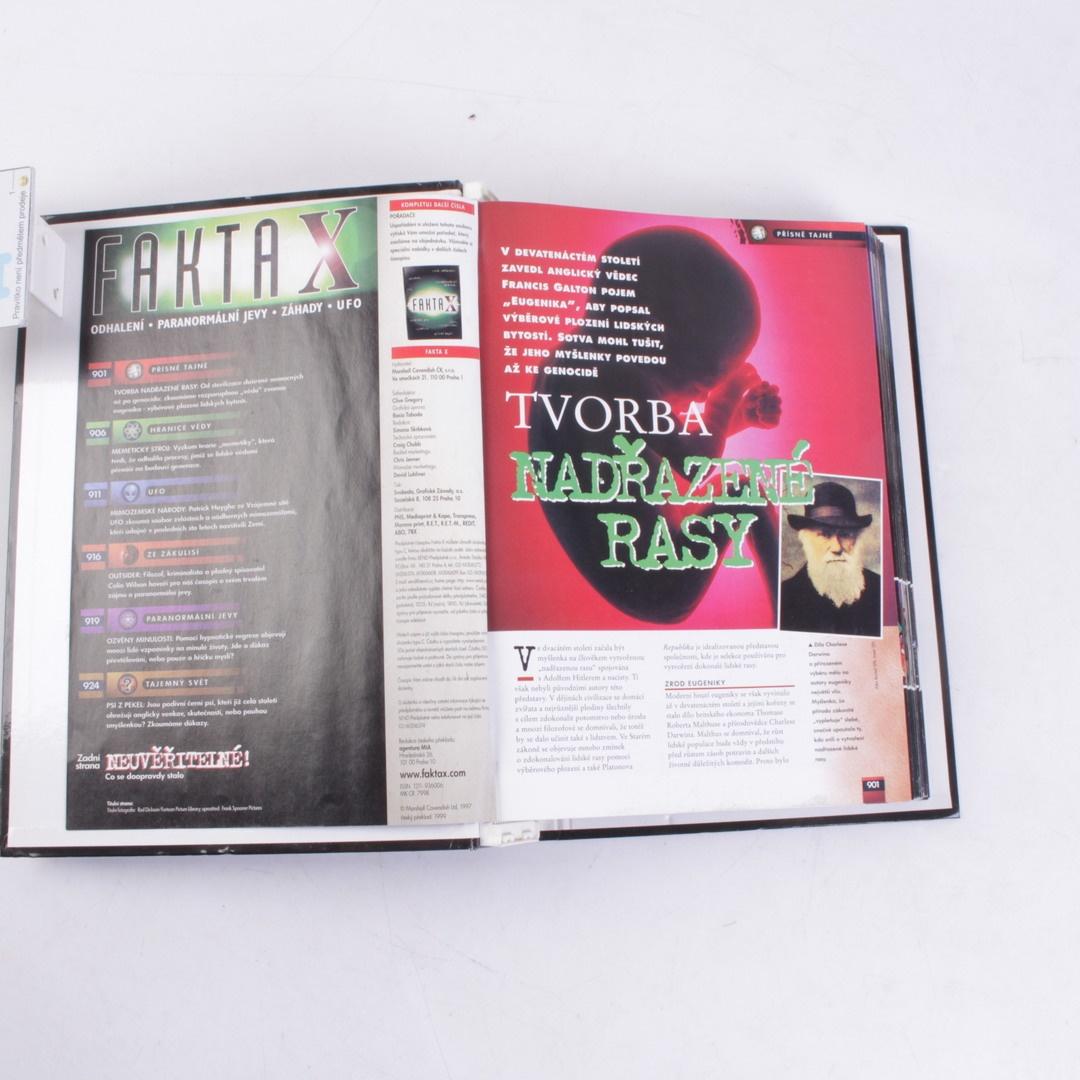 Časopis Fakta X čísla 33-48, rok 1999