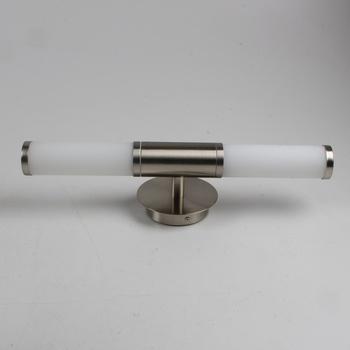 Nástěnné svítidlo Eglo chrom / sklo