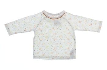 Kojenecké triko Mothercare bílé s potiskem