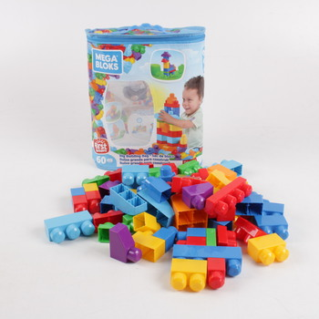 Stavebnice Mega Bloks kostky