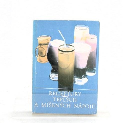 Kniha Receptury teplých a míšených nápojů