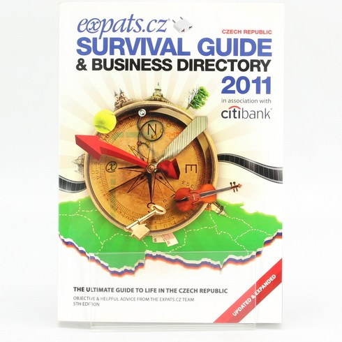 Survival guide and business directory