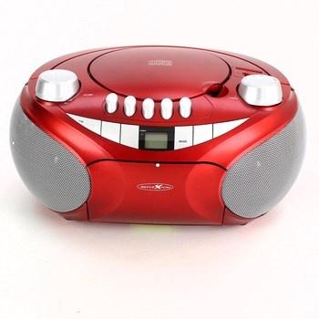 Rádio s CD Reflexion AUX 230 V