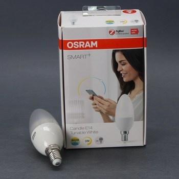 Chytrá žárovka Osram Smart+ E14 6 W