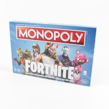 Stolní hra Hasbro Monopoly Fortnite