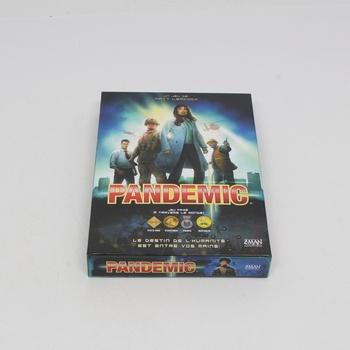 Stolní hra Zman Pandemic ZMPA01FR
