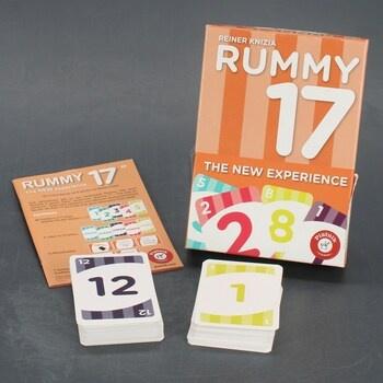 Karetní hra Piatnik 6583 Rummy 17