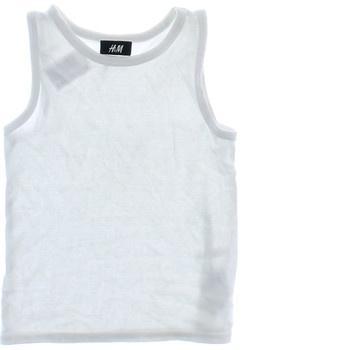 Chlapecký nátělník H&M bílý