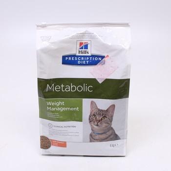 Dietické krmivo pro kočky Hill's Metabolic