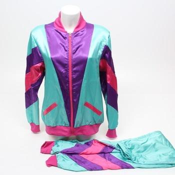 Dámský kostým Smiffys 80. léta
