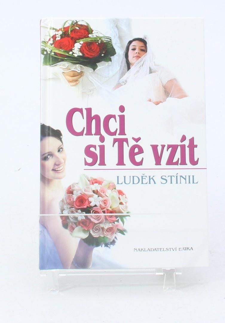 Kniha Luděk Stínil: Chci si Tě vzít