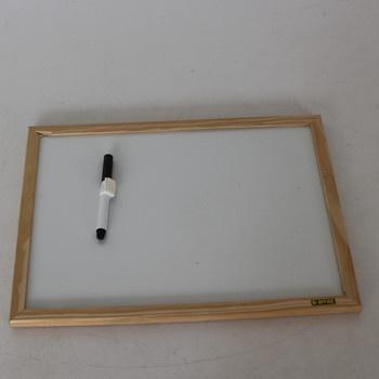 Bílá tabule Bi-Office Budget Magnetic